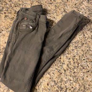 Hudson Sz 24 skinny jeans